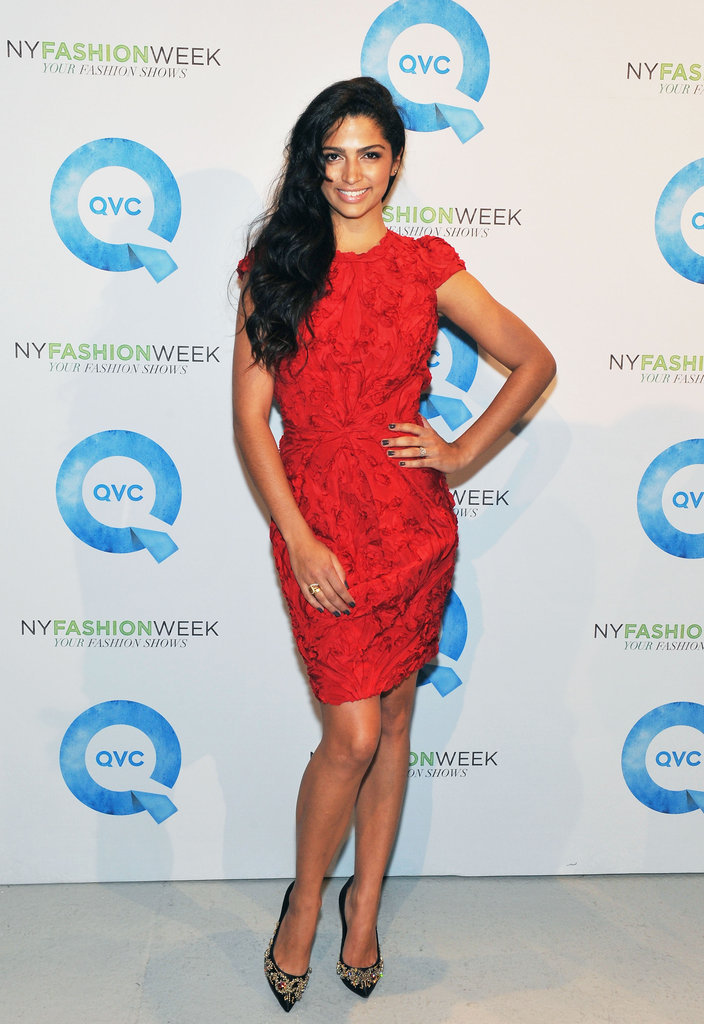 Camila Alves at QVC