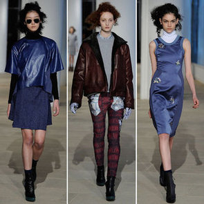 Review and Pictures of Cynthia Rowley 2012 Fall New York Fashion Week Runway Show