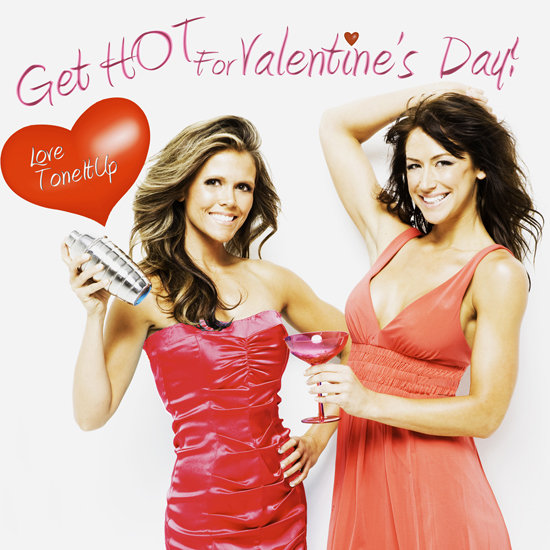 Valentine's Day Video Workout From Tone It Up