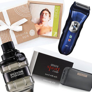 Five Grooming Gifts For Guys This 2012 Valentine's Day
