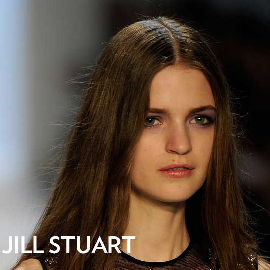 Jill Stuart Fall 2012 Beauty Look
