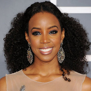 Kelly Rowland's Hair and Makeup at the 2012 Grammy Awards