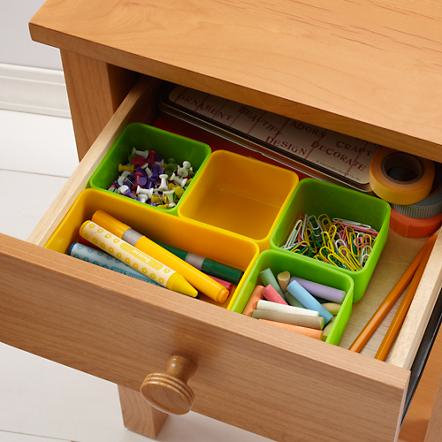 Land of Nod Bendy Drawers ($9 For 2)