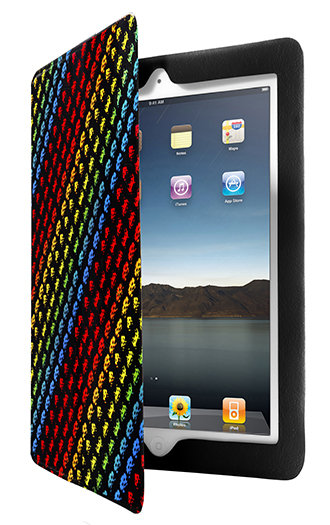Space Invaders iPad 2 Case ($80)