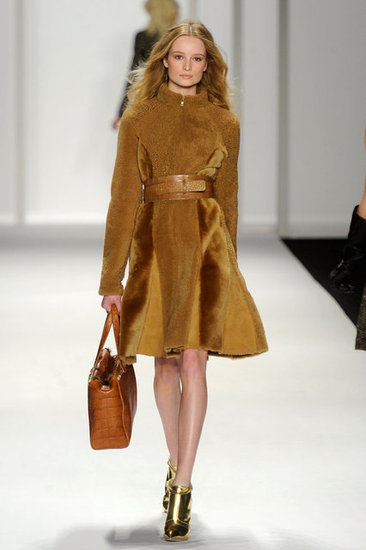 A beautiful take on fur from J. Mendel.
