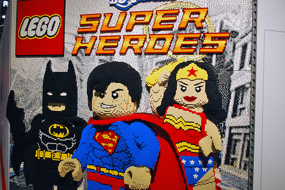 Meet the New LEGO Superheroes