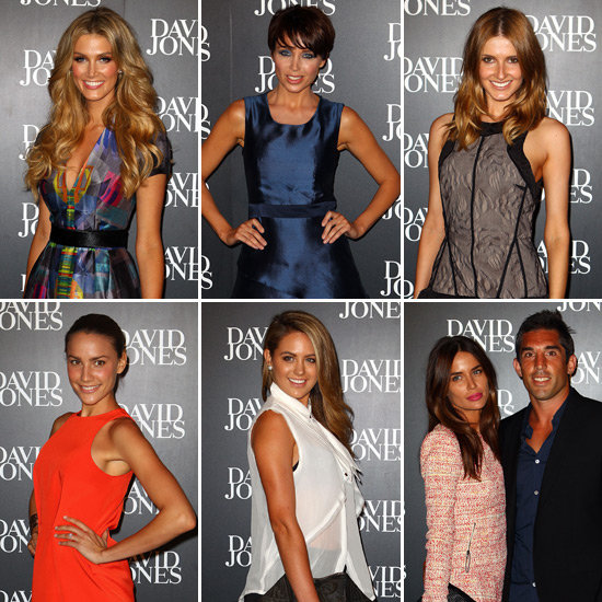 Delta, Dannii, Kate and More Enjoy a Stylish Night Out With David Jones