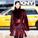 Runway Trends from New York Fashion Week Fall 2012 Catwalk Shows: Ethnic, Leather, Layering & more!