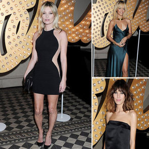 Alexa Chung, Kate Moss, Rihanna and More Frock Up for Stella McCartney's Autumn Winter 2012 London Fashion Week Dinner