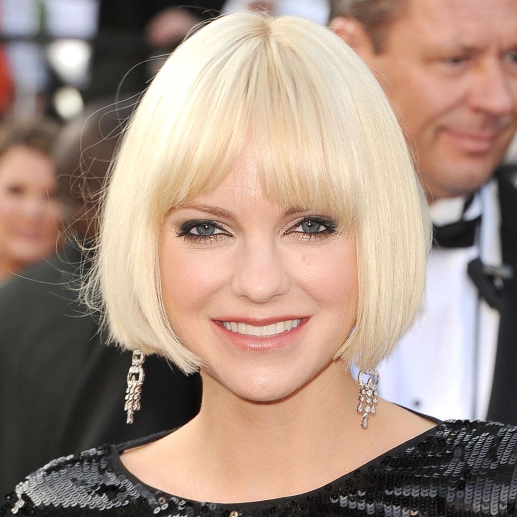 Anna Faris at the Oscars
