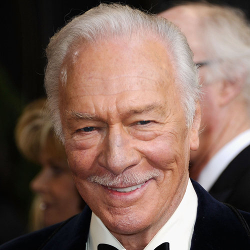 "Christopher Plummer Says He ""Loves Oscar"""