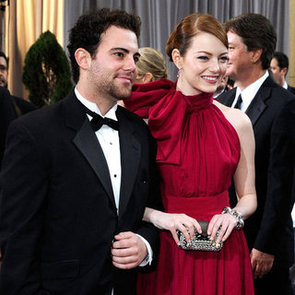 Celebrity Family and Friends at 2012 Oscars