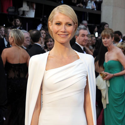 What Celebrities Wore to the Oscars 2012 Pictures