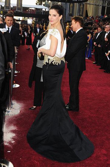 Sandra Bullock(2012 Oscars)