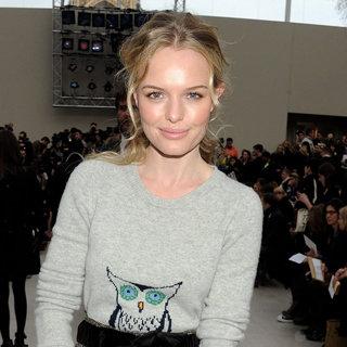 Celebrities at London Fashion Week Fall 2012