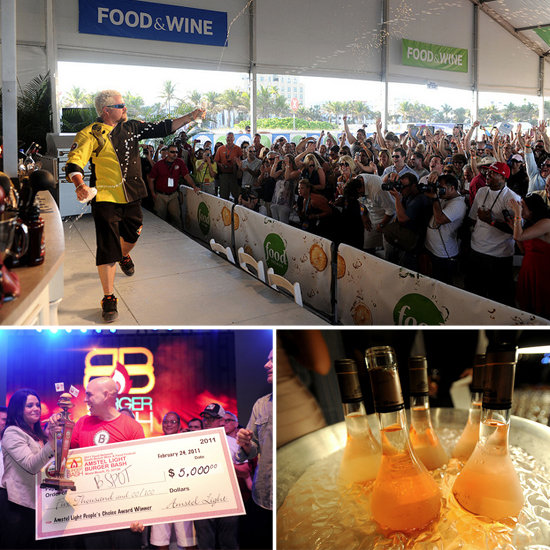 The 2012 South Beach Wine and Food Festival by the Numbers