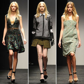 Runway Review and Pictures from No. 21 at 2012 A/W MilanFashion Week