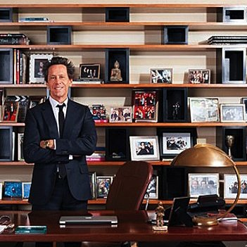 Brian Grazer Office Pictures