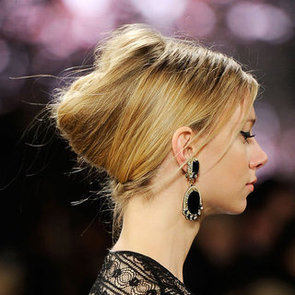 French Twist Trend For Fall 2012