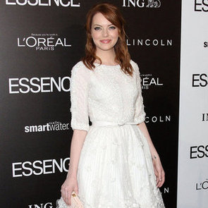 Emma Stone and Viola Davis Pictures at Essence Lunch