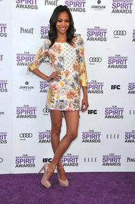 Independent Spirit Awards Pictures Red Carpet 2012