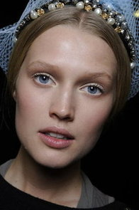 Beauty Trends From Milan Fashion Week Fall 2012