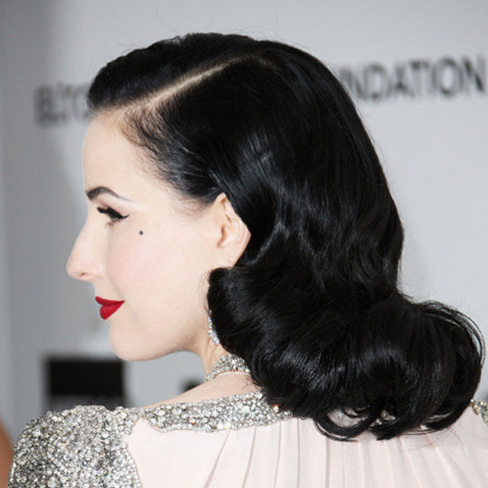 5. Old Hollywood Side Parts