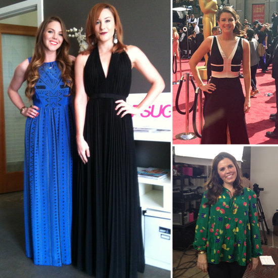 Rent the Runway and Revolve Oscar Dresses PopSugar Pictures