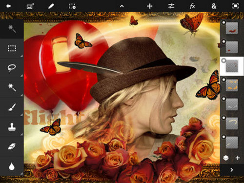 Photoshop Touch For iPad