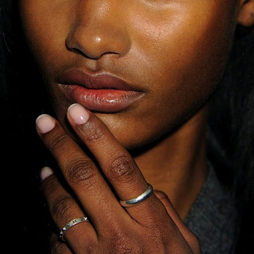 How to Wear Natural-Colored Nail Polish