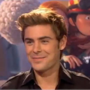 Zac Efron Video Talking Condom Dropping Incident on Today