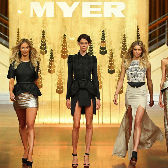 All the Runway Action From Myer's A/W Collection Launch