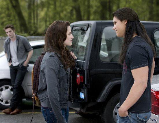 Twilight: Edward or Jacob?
