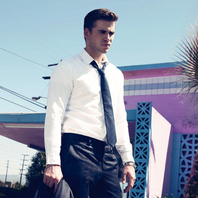 Liam Hemsworth Pictures and Interview in GQ Style Australia