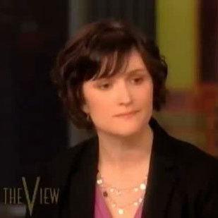 Sandra Fluke on The View