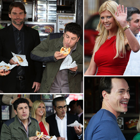 American Pie Reunion Excitement