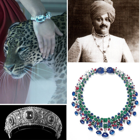 The Jewels of Cartier's Short Film L'Odyssee de Cartier
