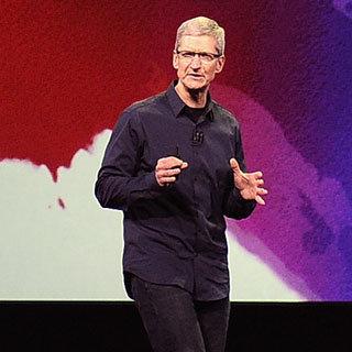 Tim Cook Wardrobe at New iPad Event