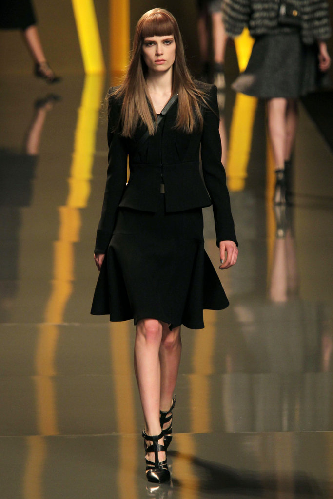 2012 A/W Paris Fashion Week: Elie Saab