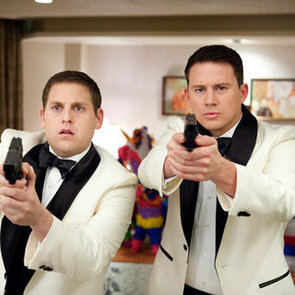 21 Jump Street Interview With Jonah Hill and Channing Tatum
