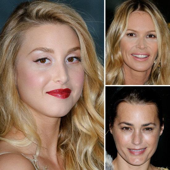 Whitney Port, Elle Macpherson and Yasmin Le Bon at 2012 Rodial Beautiful Awards