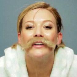 Hilary Duff in Funny or Die Pregnancy Video