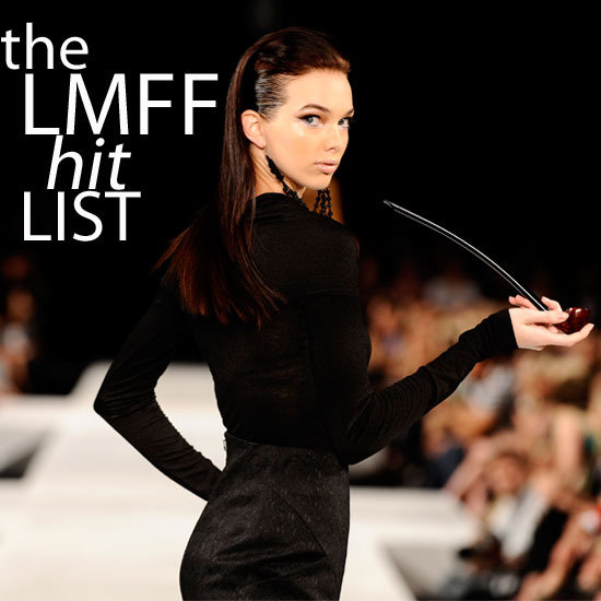 Top Five Picks from the 2012 L'Oreal Melbourne Fashion Festival: Best Events Including Alex Perry, Dita von Teese and more!