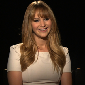 Jennifer Lawrence Video Interview For The Hunger Games
