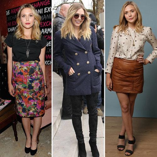 Elizabeth Olsen's Best Outfits