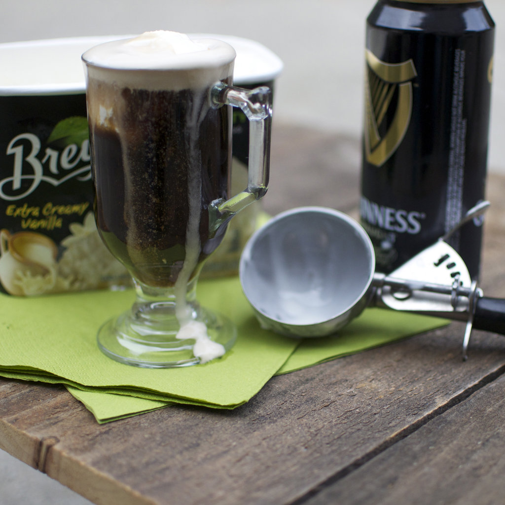 St. Patrick's Day Guinness Milkshake 2-Ingredient Recipe ...