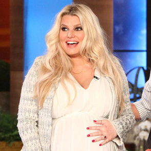 Jessica Simpson Talking About Pregnancy on Ellen Video
