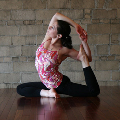 Yoga Experts on Best Poses For Stress