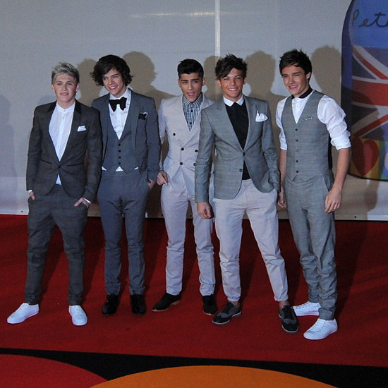 meet one direction at the logies