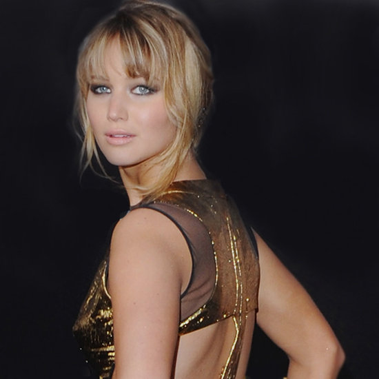 Jennifer Lawrence Hunger Games Premiere Pictures